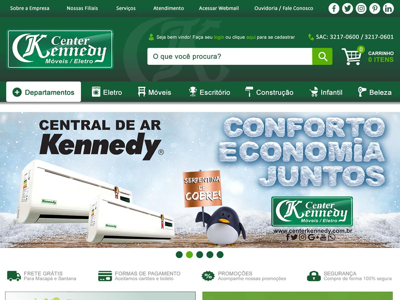 Maior rede de lojas especializadas em vendas no varejo do estado do Amapá