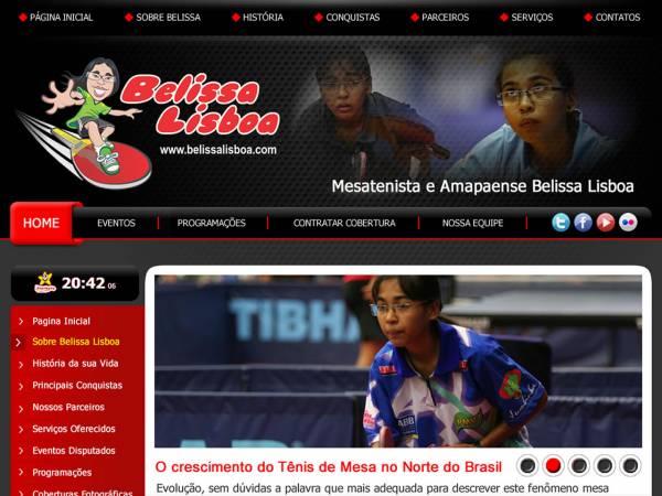 Mesatenista Amapaense, jovem destaque nacional no tênis de mesa