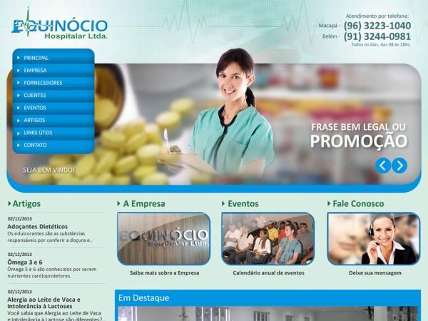 Distribuidora de medicamentos e materiais hospitalares de uso geral